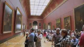 Paris, France The Magnificent Louvre