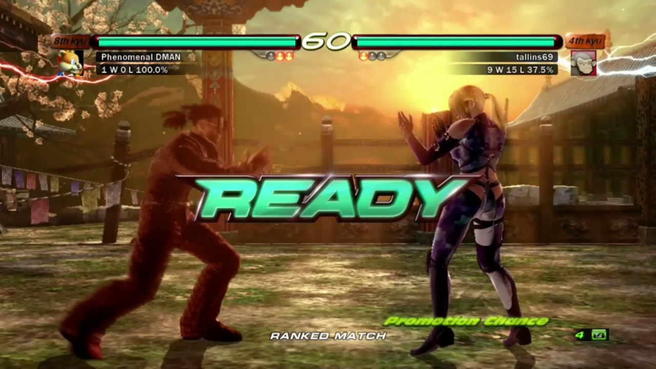 Tekken 6 Xbox One Gameplay Youtube