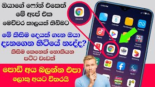 Top 1 Great Tips On Google Chrome That You Didn't Know Existed (2020) - Sinhala Nimesh Academy