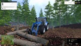 Farming Simulator 15  (2015)– ферма симулятор 2015 геймплейный ролик 5