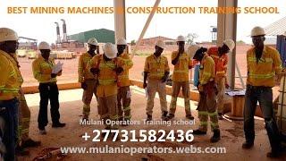 Front End Loader,forklift Course 0731582436 At Mulani Operators Training School Pretoria Mahikeng