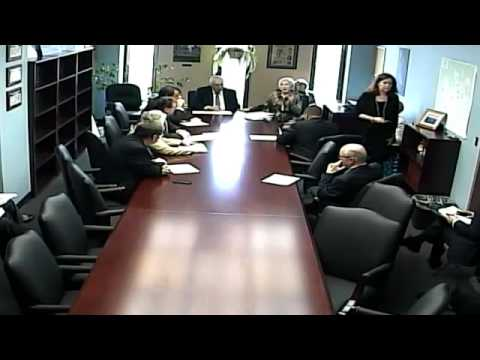 Senate Standing Committee on Education   03 01 16