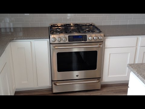 GE Cafe Oven  - quick review