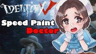 Speed Paint Doctor Identity V