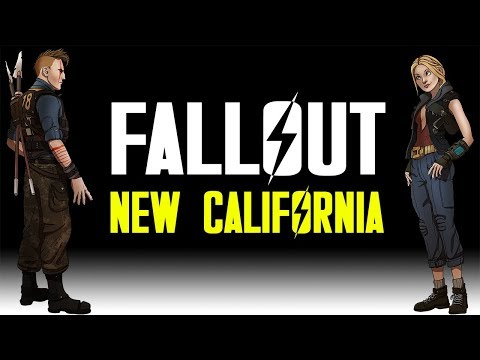 Fallout: New California - EP 4 - Escape From Vault 18!