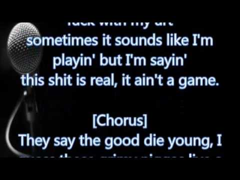 50 Cent - The Good Die Young (Lyrics)