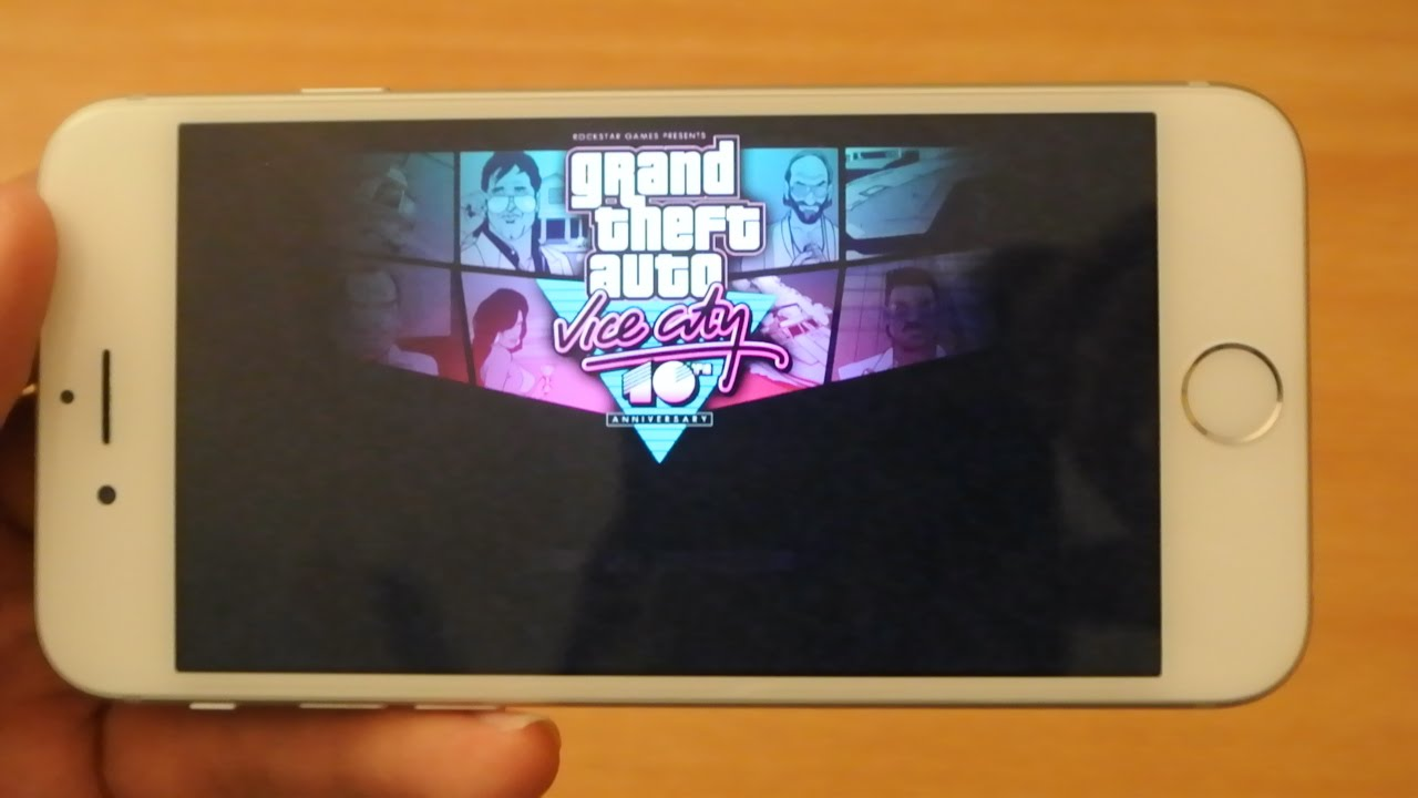 gta vice city ios iphone 3gs
