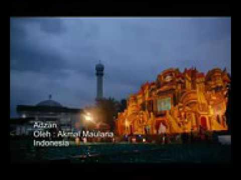 Adzan by Akmal Maulana mp4