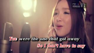[Karaoke] The one that got away - Thảo My ft. JVevermind [Beat] - http://newtitanvn.com