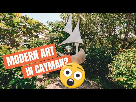 Modern Art in Grand Cayman! | Season 3 | Vlog 28