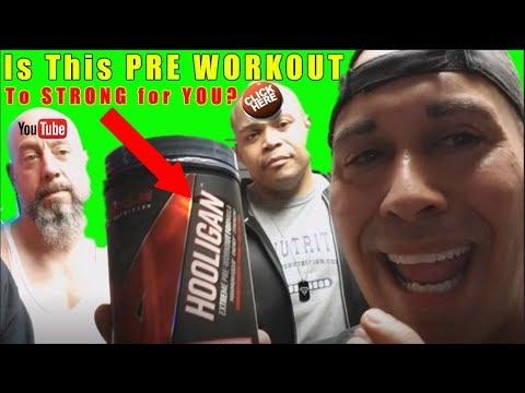 Apollon Nutrition Hooligan Pre Workout review at Apollon Gym in Edison NJ