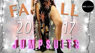Trendy Jumpsuits | Amiclubwear Fall Collection 2017