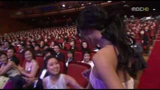 Korea Film Awards 2008 Best New Actress - Seo Woo (Crush & Blush) [HQ]