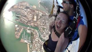 Kathleen Fraser - Swoopware: Skydive