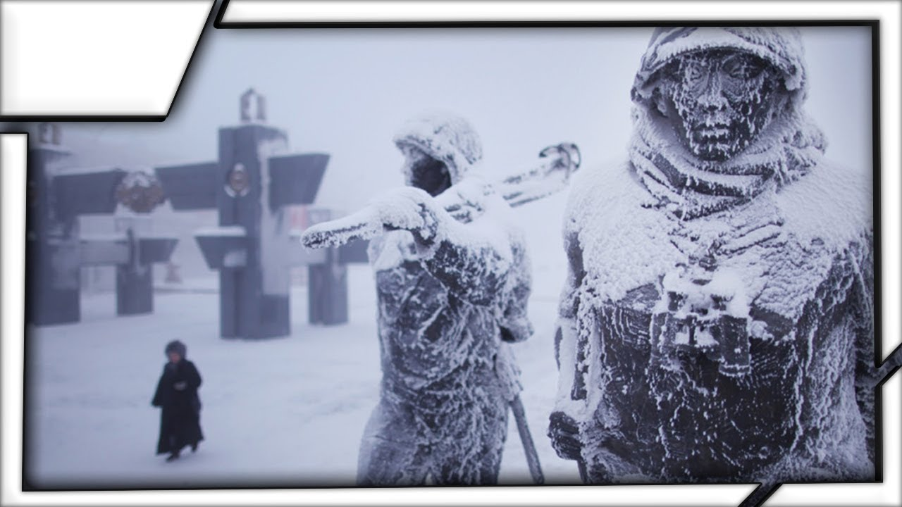 The World's Coldest Places - Oymyakon, Russia - YouTube