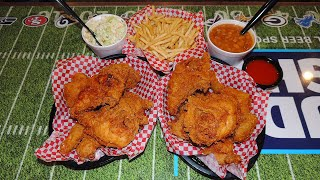Delicious Fried Chicken Challenge in Sioux Falls, South Dakota!!