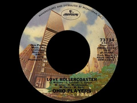 Ohio Players ~ Love Rollercoaster 1975...