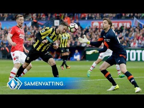 Highlights KNVB Beker: AZ - Vitesse (30/4/2017)