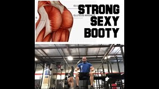 Want Stronger Stronger Glutes? | SmashweRx | Trevor Bachmeyer
