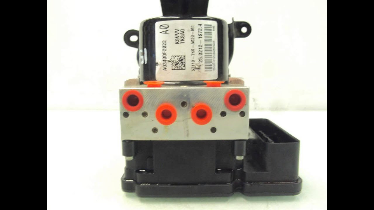 2011 Honda Odyssey Abs Vsa Modulator Anti Lock Brake