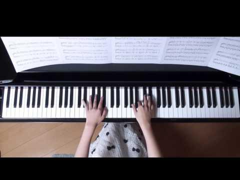Power Of The Paradise ピアノ 嵐 「リオデジャネイロ2016」テーマソング