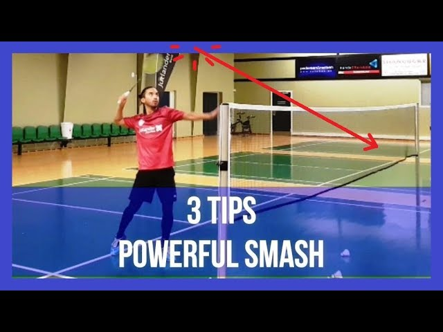 3 TIPS for POWERFUL SMASHES - EPISODE#36
