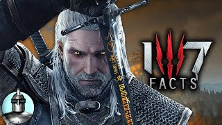 107 Witcher 3: Wild Hunt Facts YOU Should Know! | The Leaderboard