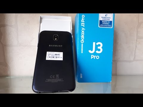Samsung Galaxy J3 (2017) International Video clips - PhoneArena