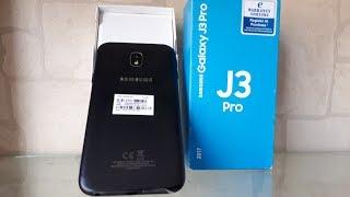 Samsung Galaxy J3 Pro 2017 unboxing | J3 pro 2017 black