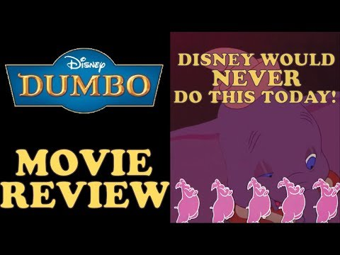 Dumbo Review | Of Course It's Great, It's Early Disney
