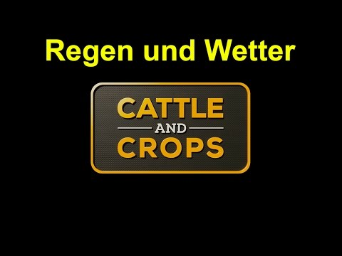 Cattle and Crops - News - Regen und Wetter -  Deutsch/German