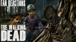 Fan Reactions - The Walking Dead: All That Remains - Sam's Death (Dog Scene)
