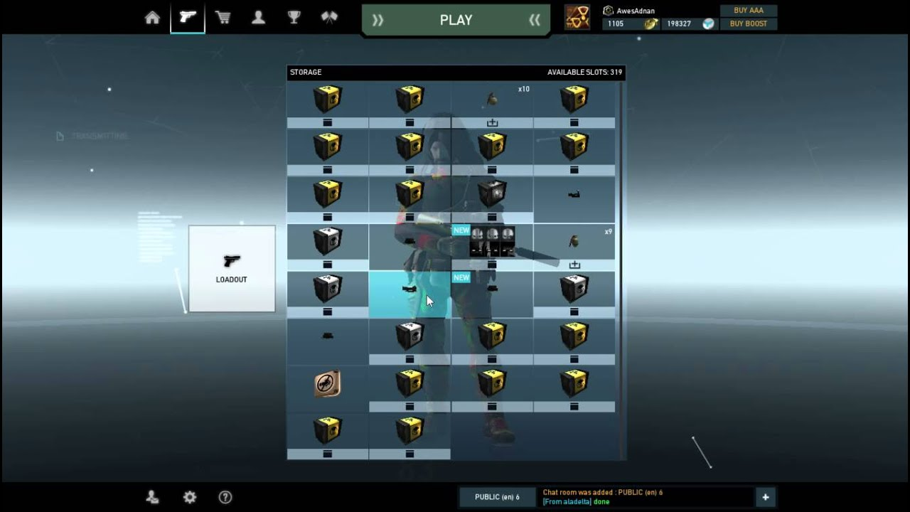 Platinum mystery boxes infinity pack ghost recon phantoms youtube