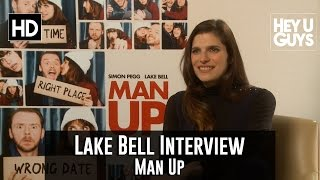 Lake Bell Exclusive Interview - Man Up