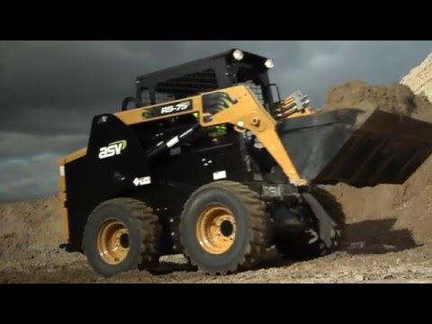 ASV Skid Steer Loaders