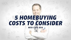 Costs and Fees of Buying a House - Veterans United Home Loans
