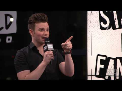 Chris Colfer Talks About Who He Would Bring On A Dream Road Trip