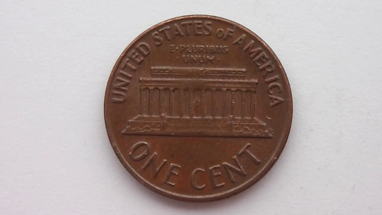 1 Cent USA 1972 D - Lincoln Penny Coin