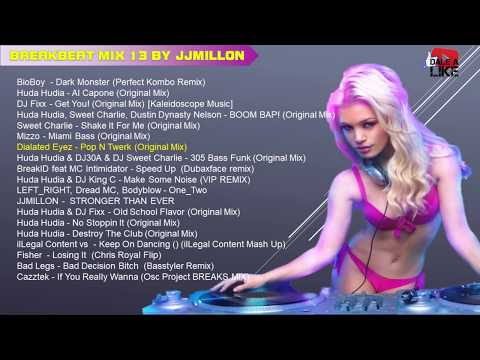 Breakbeat Mix 13 - 2019 - Tracklist - Breaks Session