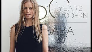 Emma Balfour for SABA 50 Years