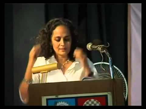 Arundhati Roy Discussing Funding, Capitalism and NGOs