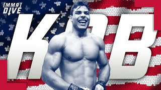 Paulo Costa: American Patriot