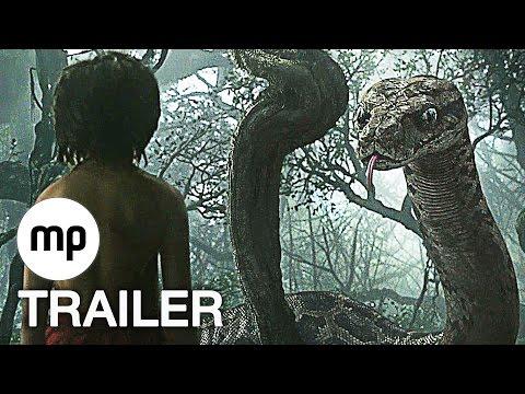 THE JUNGLE BOOK Teaser Trailer (2016) Disneys Das Dschungelbuch Neuverfilmung