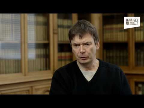 Ian Rankin: Why I live in Edinburgh