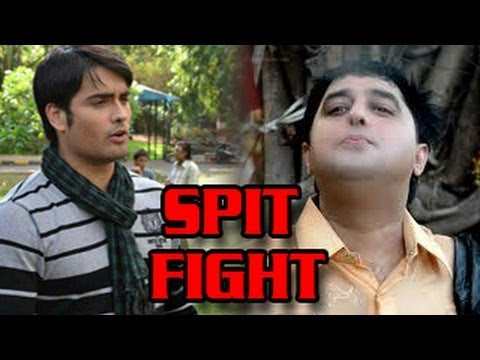 RK & Bittuji's SPIT FIGHT on Madhubala Ek Ishq Ek Junoon SETS 20th May 2013 FULL EPISODE