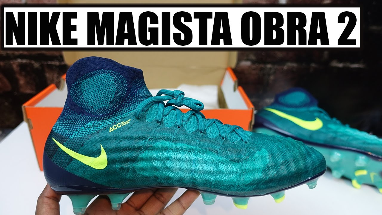 4b9c57d827f8 Nike Magista Obra 2 (Floodlight Pack) Review + On-Feet - YouTube