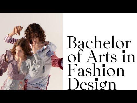 Bachelor Of Arts In Fashion Design Institut Francais De La Mode