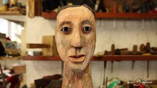 Carlos Zapata- Automata Artist | Curious Contraptions | Exploratorium