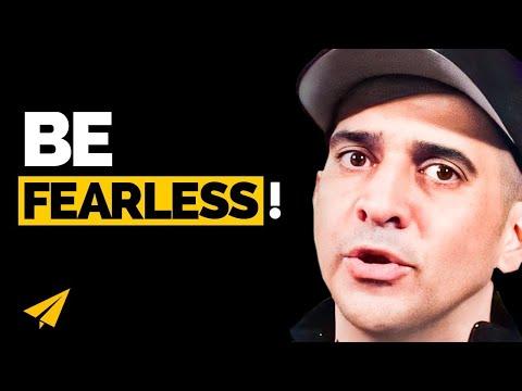 """DECIDE to BE GREAT!"" - Patrick Bet-David (@patrickbetdavid) - Top 10 Rules"