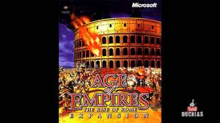 Age of Empires - The Rise of Rome Soundtrack - 05 Polyester Jammy